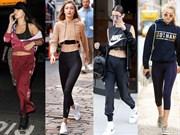Bella Ve Gigi Hadid'in Spor Stili