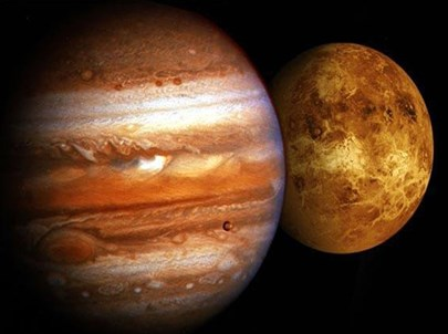 Venüs Jüpiter Kavuşumu Burçları Nasıl Etkileyecek?