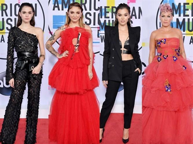 Amerikan Müzik Ödülleri En İyi Görünümler