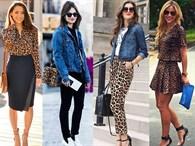 Modanın Değişmezi: Leopar Şıklığı