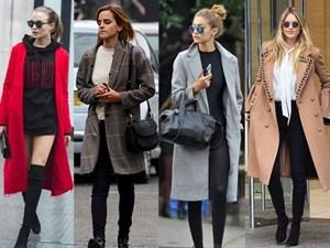 2018 Kışının En Güzel Palto Modelleri