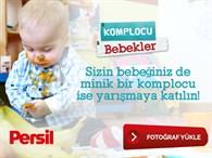 Sizin Bebeğiniz de Komplocu İse Yarışmaya Katılın!