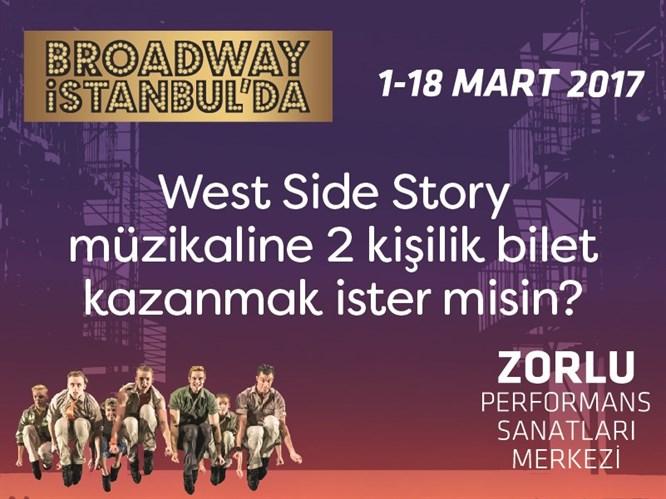 Broadway İstanbul'da