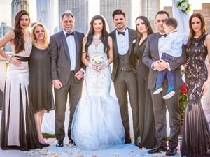 Düğündeki Bu Detay Dikkat Çekti !