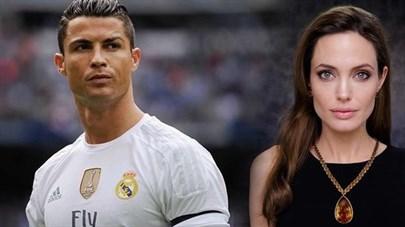 Angelina Jolie ve Ronaldo Türk Dizisinde Rol Alacak!