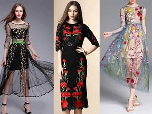 2017'nin Nostaljik Trendi: İşleme Kıyafetler