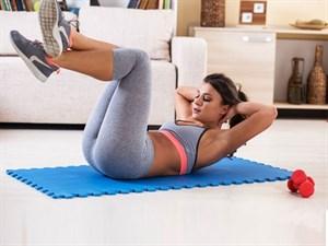 Basen İncelten Ev Egzersizleri