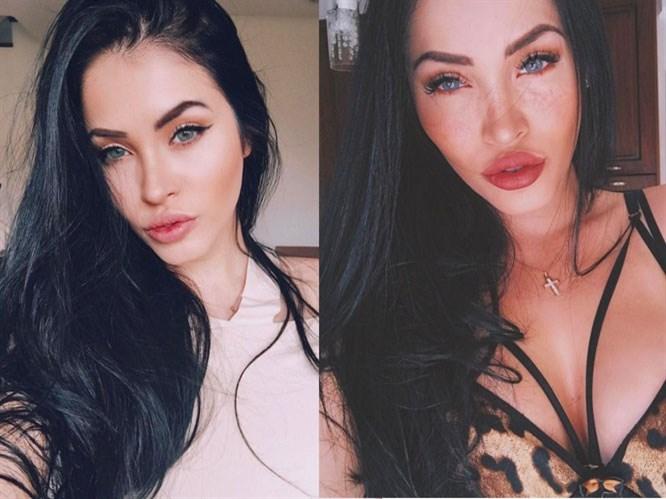 Megan Fox'un İkizi Mi Var?