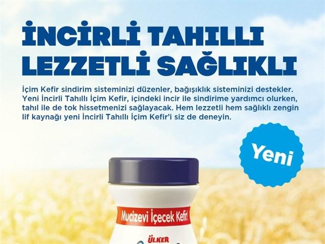Türkiye'de Bir İlk! Yepyeni Bir Lezzet!