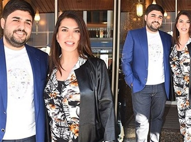 Ebru Yaşar'ın İkizlerine 200 bin TL'lik Hediye
