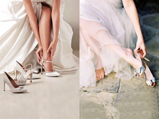 Gelinlik Ayakkabınızı Nasıl Seçmelisiniz?