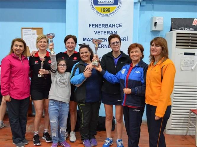 8 Mart Dünya Kadınlar Günü Masa Tenisi Turnuvası
