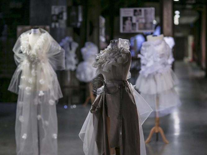 Couture Tasarımda Yaratıcı Yaklaşımlar Sergisi Açıldı!