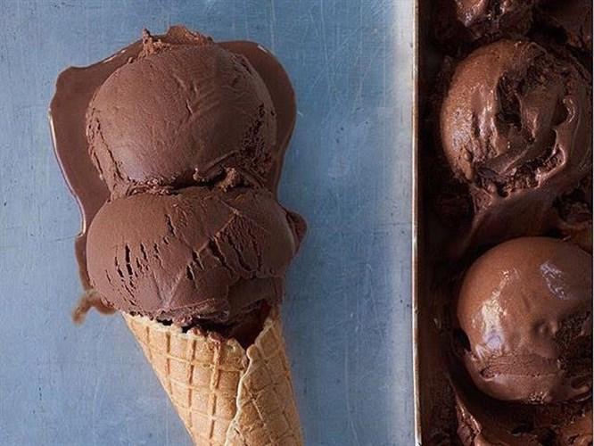 Mutlu İneklerin Sütlerinden Dondurma