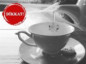 Çay Bardağına Demden Önce Su Koyun! Çünkü...