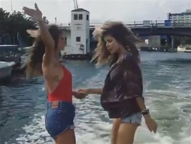 Şeyma Subaşı'nın Tekne Partisindeki Dansları Olay Yarattı!