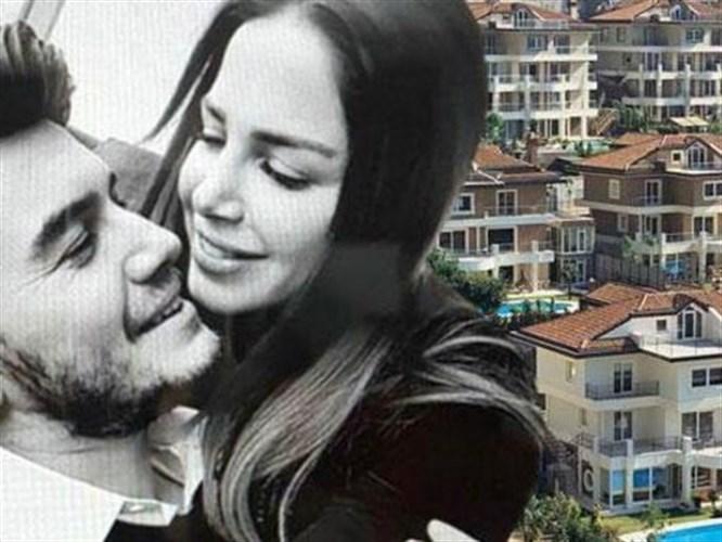 Mustafa Ceceli ve Selin İmer Çiftinin Kalacağı Ev Belli Oldu