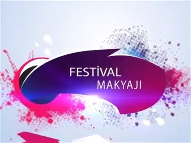 Festival Kızı Makyajı