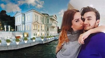İşte Mustafa Ceceli ve Selin İmer'in Aşk Yuvası
