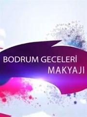 Bodrum'da Bile Makyajı Eksik Olmayan Kız Makyajı