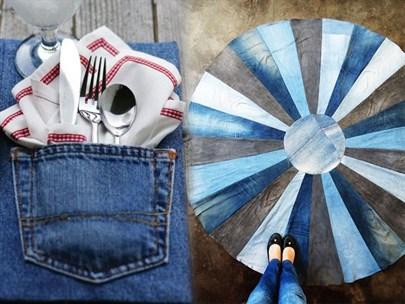 Eskimiş Kot Pantolonları Nasıl Değerlendirebiliriz?