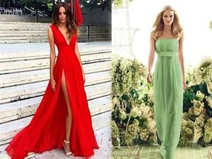 2017 Yaz Düğünlerinin Trend Elbiseleri...