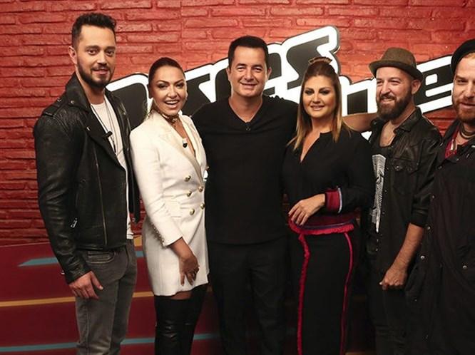 Ünlü Şarkıcıya Kötü Haber! O Ses Türkiye'de Jüri Değişimi