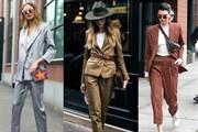Yeni Trend: Takım Elbiseler!