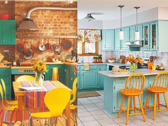 Mutfağınız İçin 20 Eğlenceli Fikir