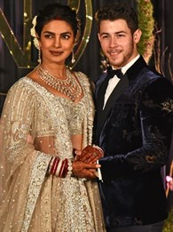 Nick Jonas ile Priyanka Chopra'nın Masal Gibi Düğünü