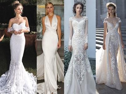 Bahar Düğünleri İçin En Güzel Gelinlik Modelleri