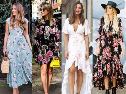 Yeni Trend: Floral Esintiler