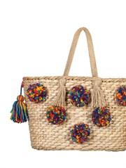 Toubiq'den Organik Tasarım Hasır Çantalar