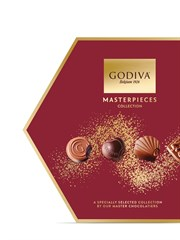 "Godiva'dan Yeni ""Masterpieces Collection"" İkramlık Çikolata"
