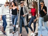 Kot Pantolonlarınızı Moda Profesyoneli Gibi Kullanmanın 2 Yolu
