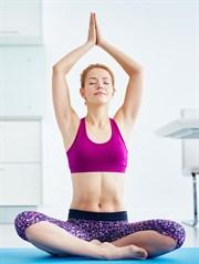 Evde Yoga Yapabileceğiniz 7 Uygulama