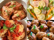 Keto Diyetine Uygun Az Kalorili Yemekler!