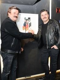 Mehmet Turgut'un 'Parça-Piece' Sergisi Açıldı!
