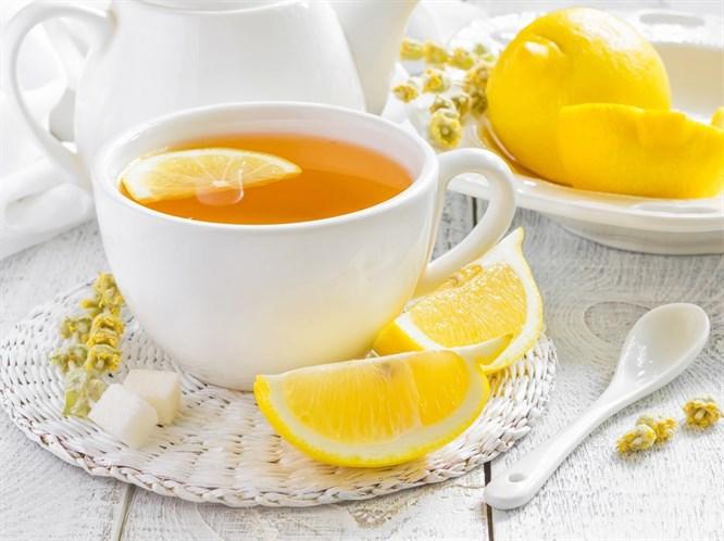 Bahar Gribi İçin 4 Malzemeli Şifa Çayı