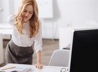 Ofis Yaşamının Yol Açtığı Bel ve Sırt Ağrılarına Karşı 11 Öneri