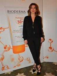 Bioderma Photoderm Spot, Özge Özberk'in Katılımıyla Tanıtıldı