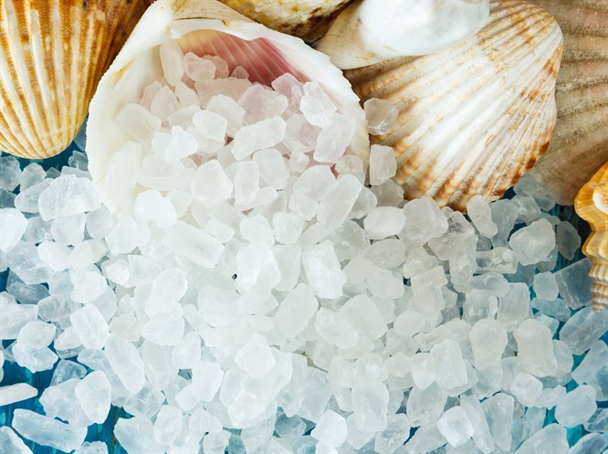 Deniz Tuzunun Güzelliğe 7 Muhteşem Faydası