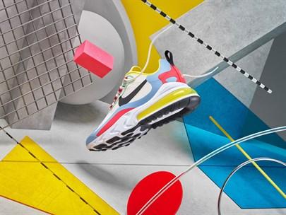 Nike Air Max 270 React İle Tanışın