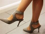 Yüksek Topuklu Ayakkabılar Nasıra Neden Olur mu?