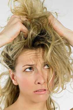 Saçlarınız ne kadar yıpranmış?