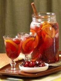 Meyveli Köpüklü Şarap
