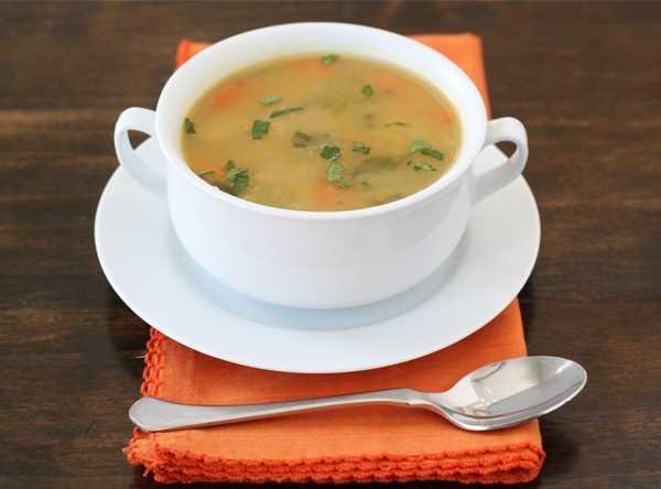 Sebze Çorbası